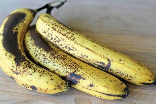 Переспевшие бананы