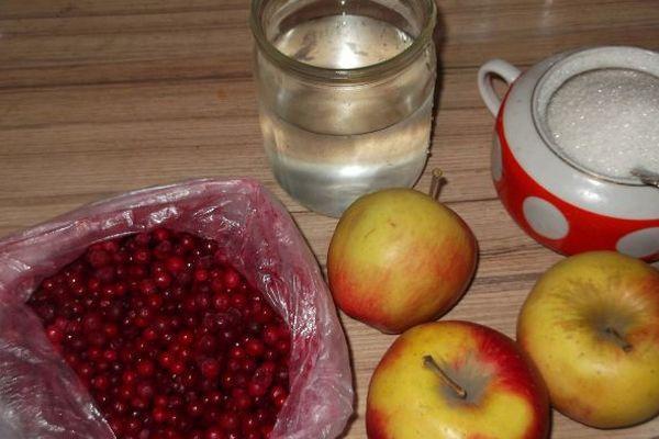 Ингредиенты для варенья