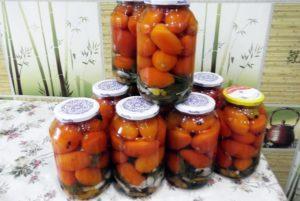 Как приготовить маринованные помидоры по болгарскому рецепту на зиму в банках