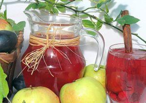 Лучшие рецепты компота из яблок и слив на зиму в домашних условиях в кастрюле