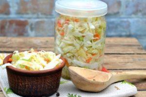 Рецепты приготовления капусты кольраби на зиму со стерилизацией и без, заморозка и хранение