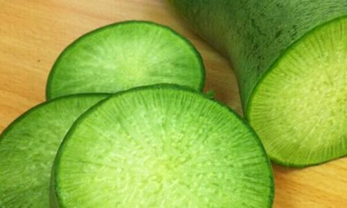 зеленная редька