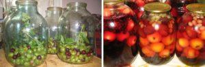 Рецепты простого приготовления компота из яблок и крыжовника на зиму, как сварить в кастрюле