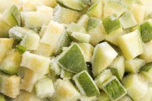 Как можно заморозить кабачки на зиму в домашних условиях в свежем виде в морозилке