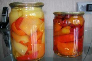 Как приготовить на зиму маринованный перец в медовой заливке, рецепты и условия хранения