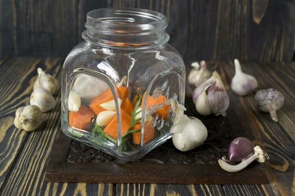патиссоны с морковью
