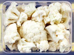 Рецепты, как правильно замораживать цветную капусту в домашних условиях на зиму в морозилке