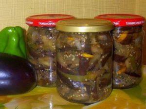 ТОП 8 рецептов быстрого приготовления соленых баклажан на зиму в домашних условиях