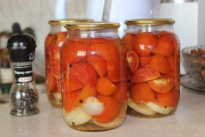 Рецепты помидоров по-чешски со стерилизацией и без на зиму пальчики оближешь