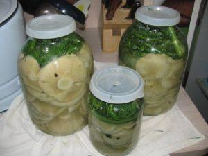Рецепты, как солить горячим и холодным способом сухой груздь в домашних условиях на зиму