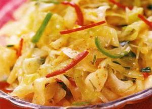 Рецепты капусты, маринованной по-корейски, на зиму быстрого приготовления со свеклой и имбирем