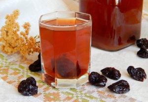 Лучшие рецепты компота из чернослива на зиму на 3 литровую банку