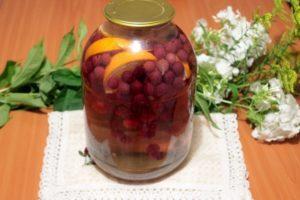 Лучшие рецепты вкусного компота из крыжовника с апельсином на зиму и хранение заготовок
