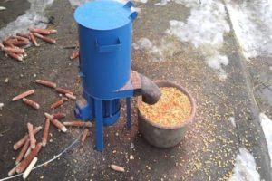 Пошаговое руководство и рекомендации, как своими руками сделать лущилку для кукурузы с чертежами и размерами