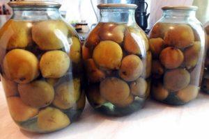 Простые рецепты приготовления компота из целых и резаных груш на зиму на 3 литровую банку