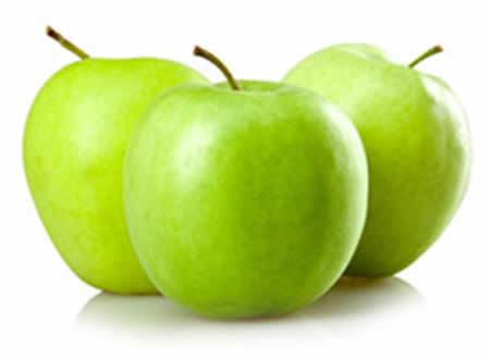 Твердое кислое яблоко