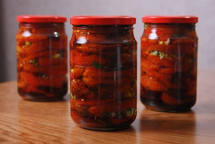 помидоры по корейски