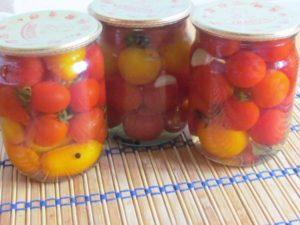 Лучшие рецепты консервированных помидоров с корицей на зиму и хранение заготовок