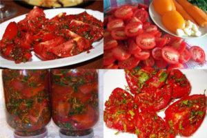 Самые вкусные рецепты маринованных помидоров по-корейски на зиму в домашних условиях