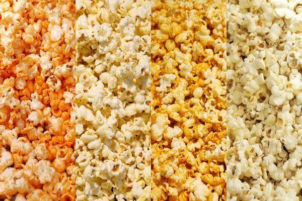 попкорн кукуруза