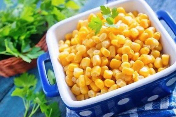 Кукуруза для варки