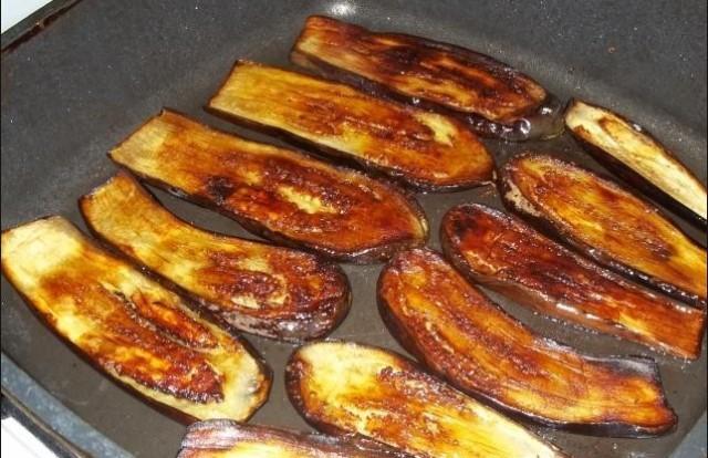 жаренные кабачки