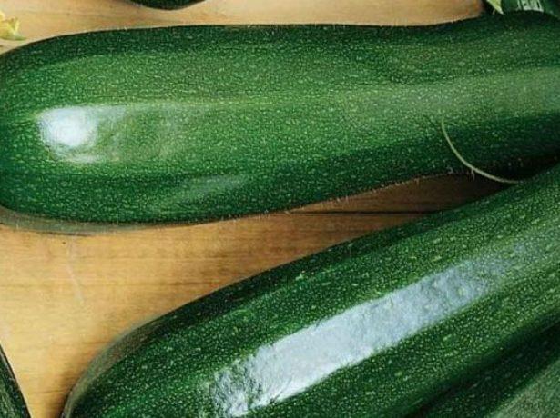 зеленный кабачек
