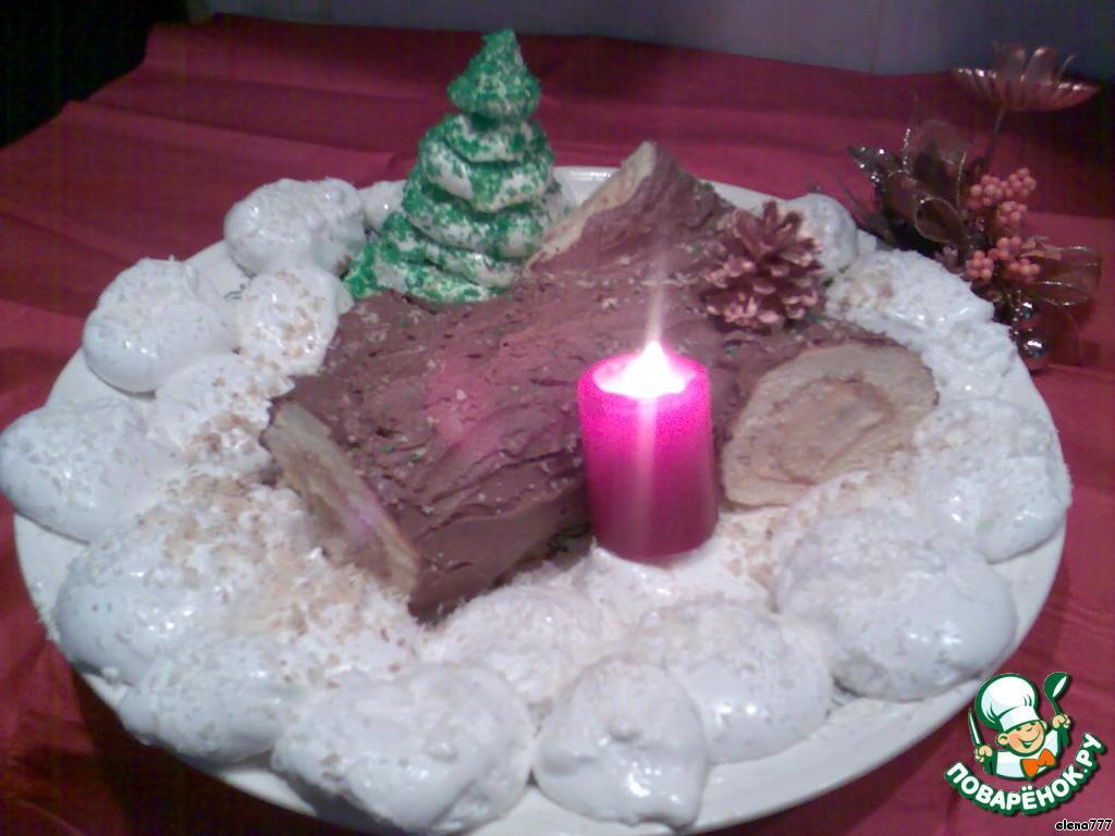 Серро — «Рождественское полено»