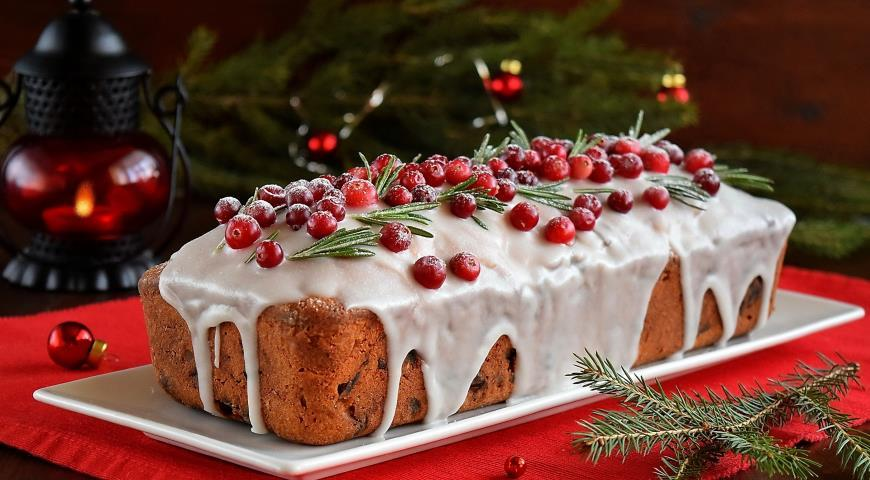 Кекс рождественский