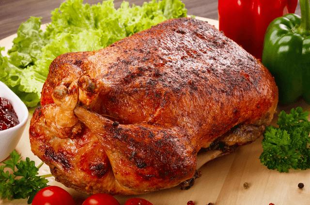 Рецепт приготовления птицы в фольге