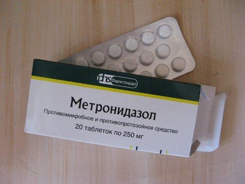 «Метронидазол» препарат