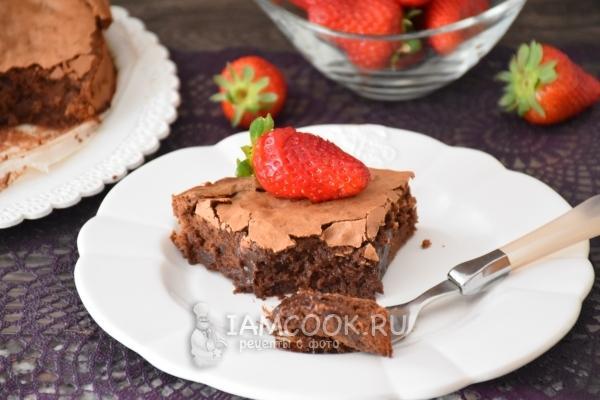 Шоколадный торт «Тенерина»