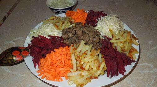 Чафан по-сибирски