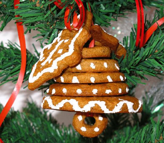 Имбирное печенье «Колокольчики»