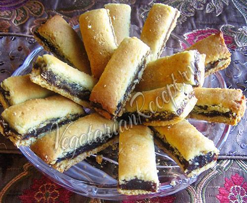 Печенье с финиками