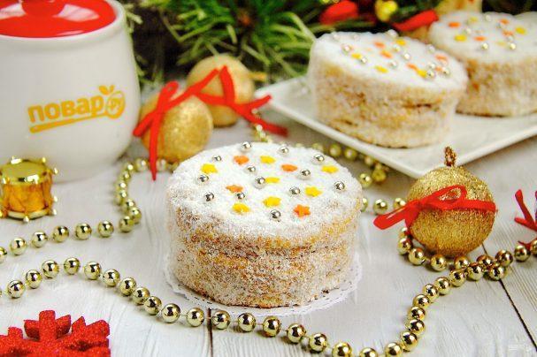 Пирожные «Медовые сласти»