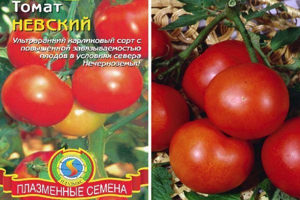 томат Невский