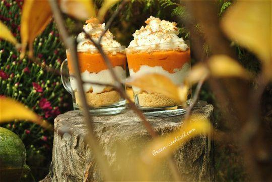 Десерт «Королева осени»