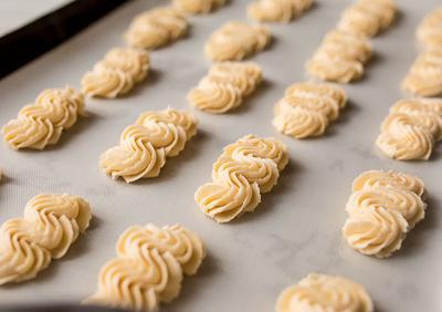 Ванильное венское печенье