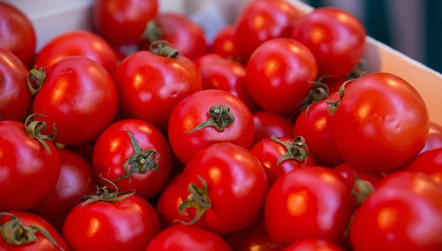 томаты спелые