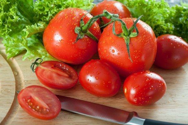 заготовка семян томата