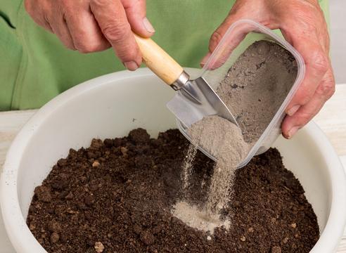 приготовление почвосмеси