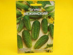 Описание и характеристики сорта огурцов Нежинский, выращивание и уход