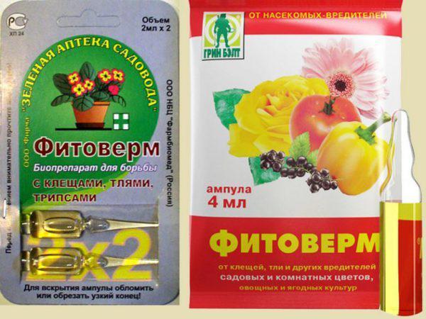 препарат «Фитоверм М»