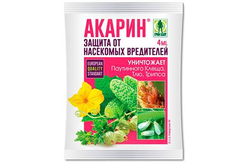 препарат ««Акарин»