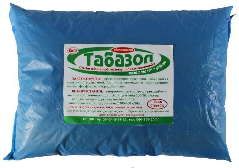 Препарат «Табазол»