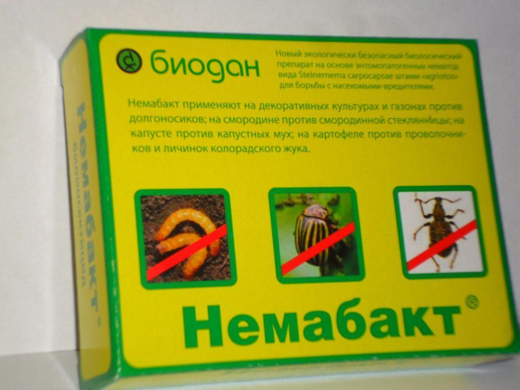 препарат Немабакт
