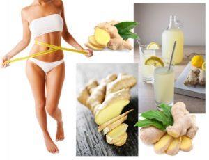 Как использовать имбирь для похудения в домашних условиях