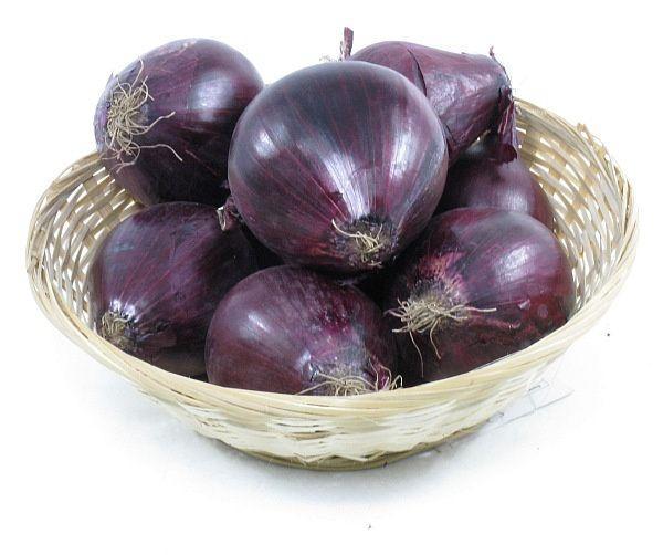 фиолетовый лук