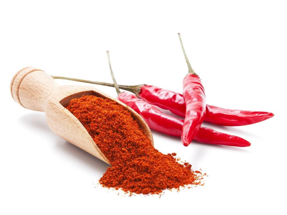 Красный молотый перец